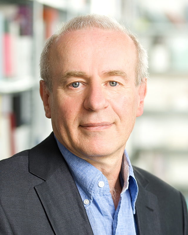 Portrait: Heinz Gärtner
