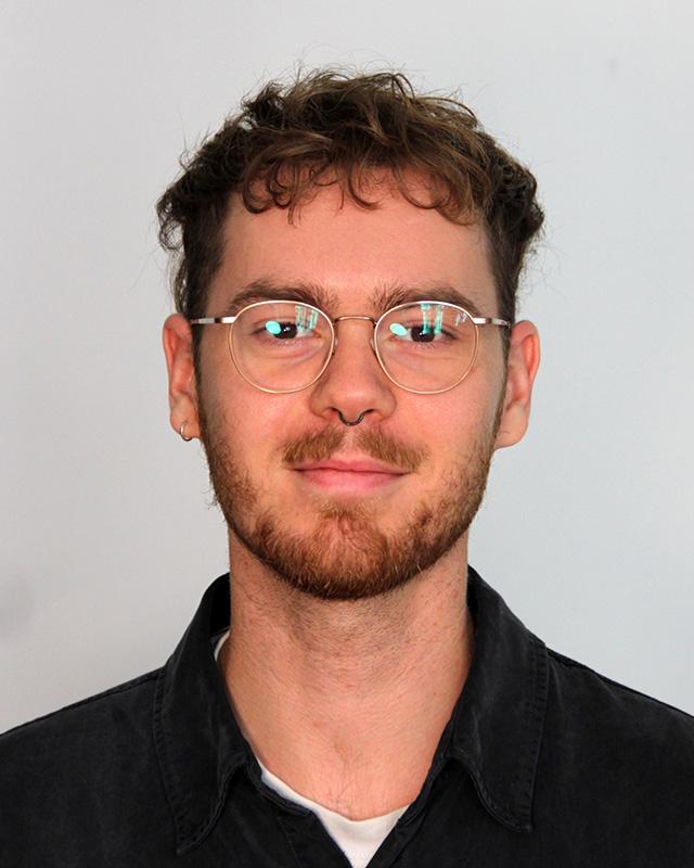 Portrait: Aaron Gruber