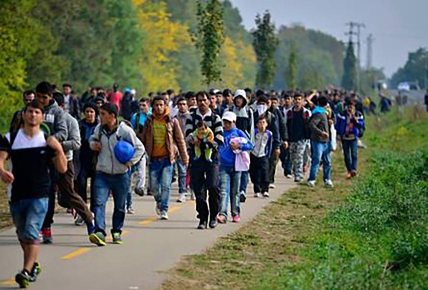 EU-Außengrenzen: Die schmutzige Arbeit machen die anderen