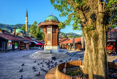 Ehrlicher Makler oder Konkurrenz zur EU? Die Türkei und ihre Rolle auf dem Balkan