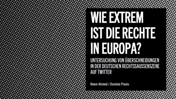 """Jetzt auch auf Deutsch """"Wie Extrem ist die Rechte in Europa?"""""""