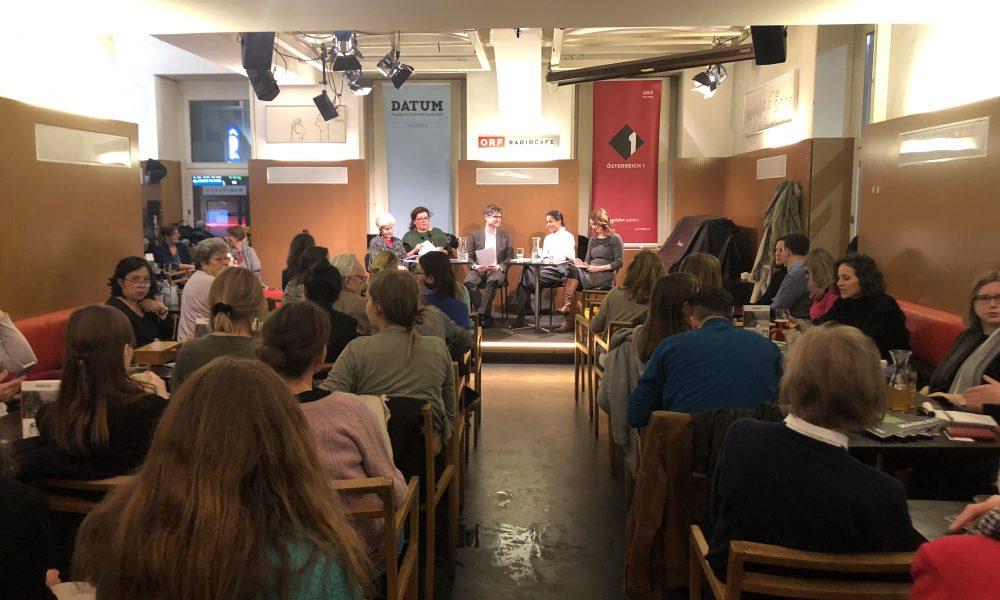 Das Ö1 Europagespräch: Welche Rolle spielen Frauen in der Außenpolitik?