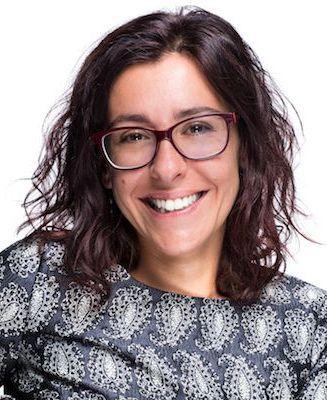 Portrait: Irene Costantini
