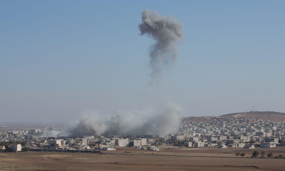 USA ziehen Truppen aus Nordsyrien ab