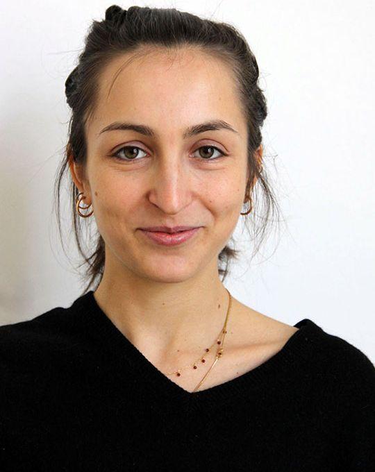 Portrait: Lena Elena Nagler