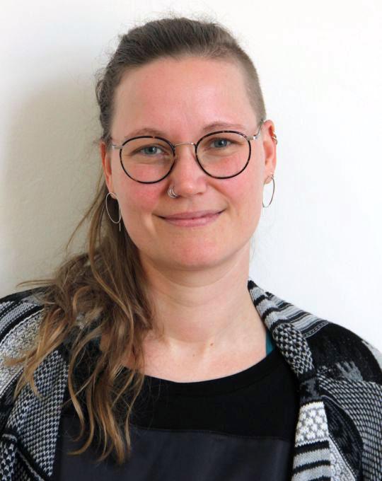 Portrait: Magdalena Übleis-Lang