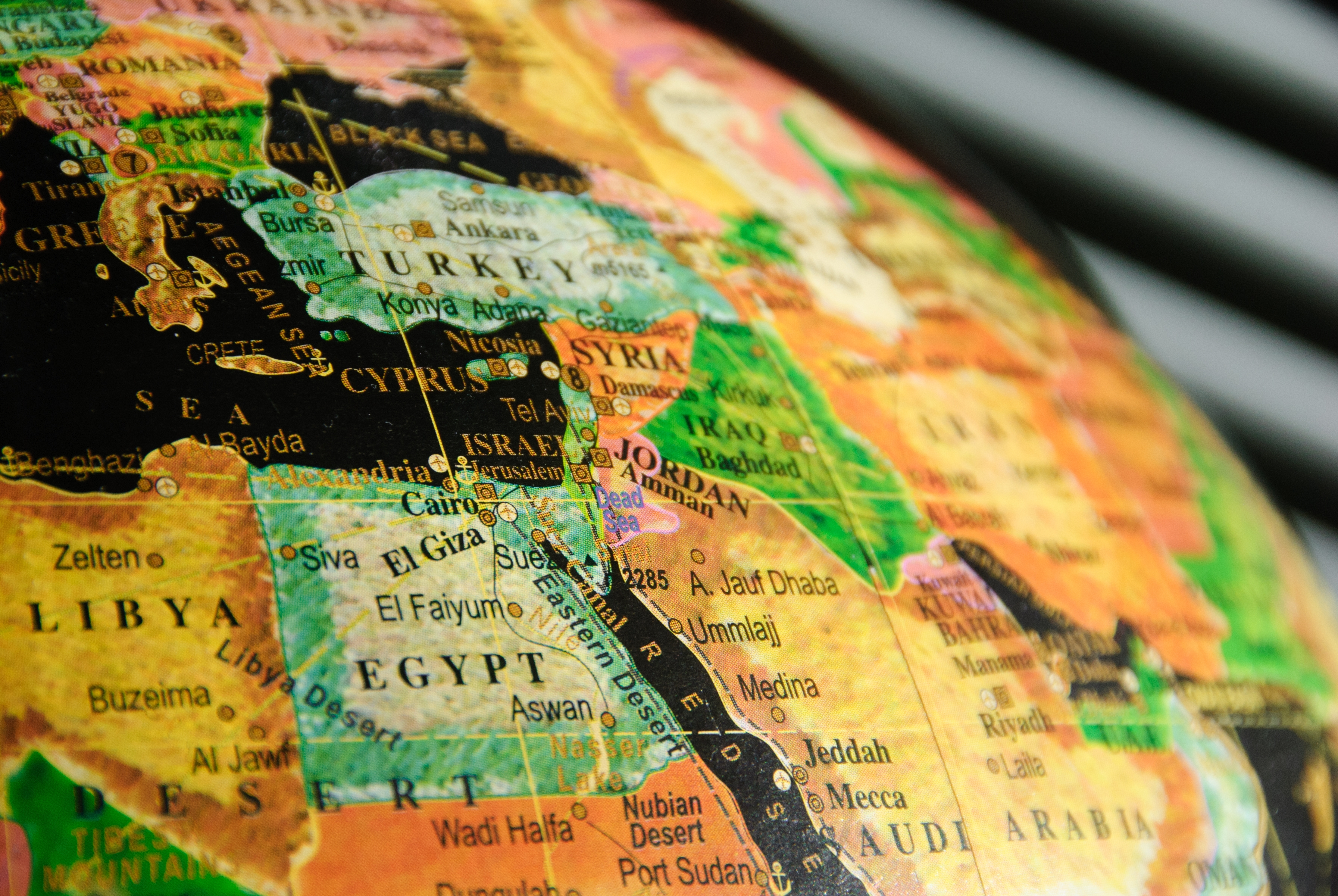 The Middle East between Disintegration and Realignment