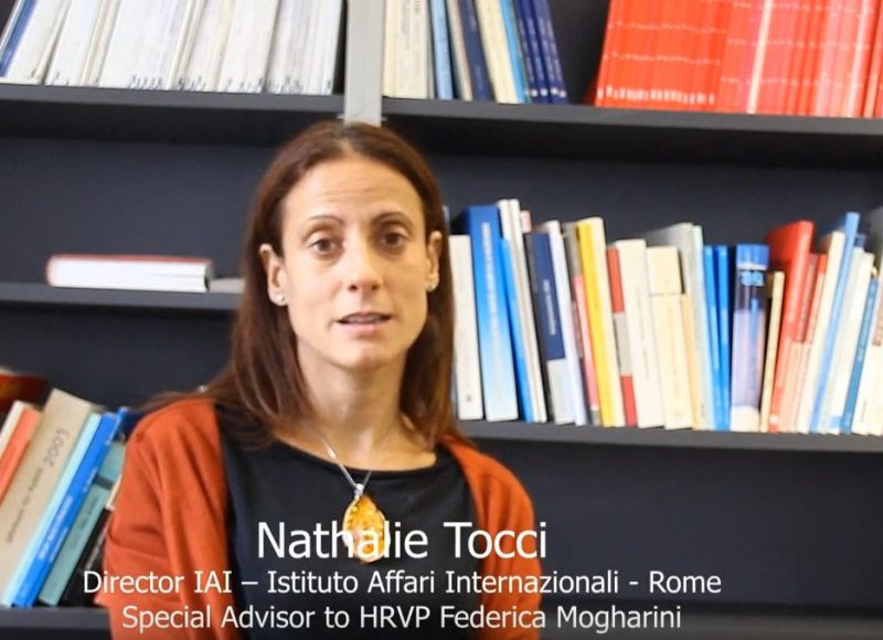 Nathalie Tocci about the future of the European neighbourhood policy