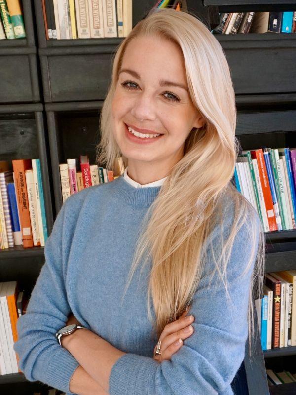 Portrait: Sanna Strand