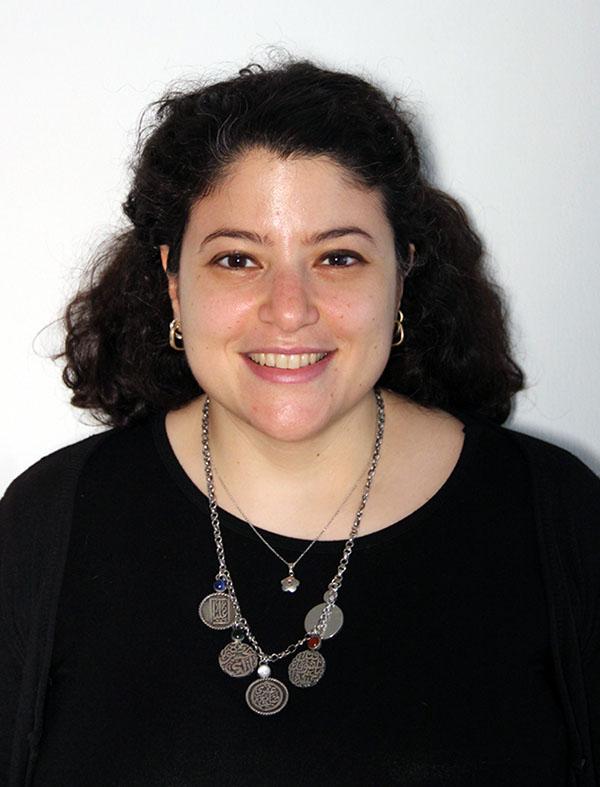 Portrait: Shaimaa Magued