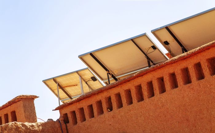 Green Modernization – The political, social and societal setting of Morocco's solar energy policies