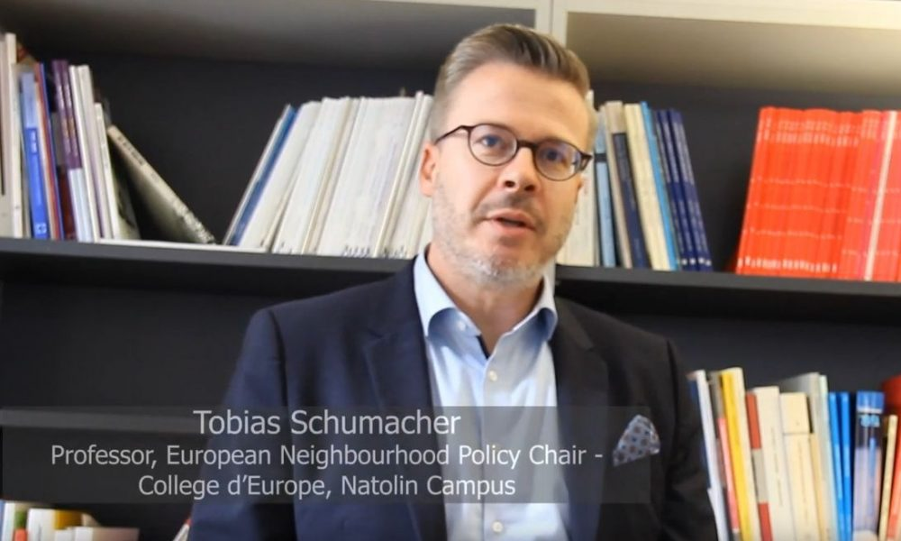 Tobias Schumacher about the future of the European neighbourhood policy