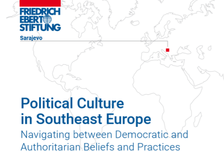 Political Culture in Southeast Europe. Navigating between Democratic and Authoritarian Beliefs and Practices