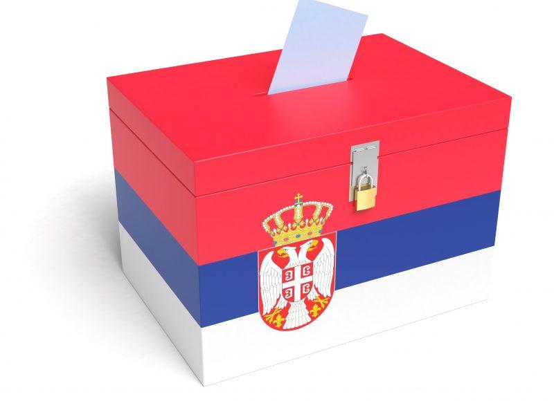 Parlamentswahlen in Serbien