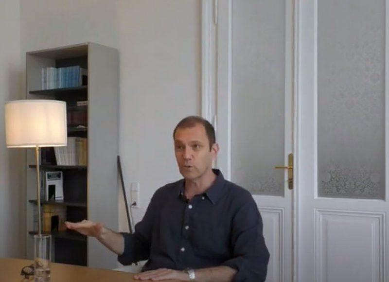 Interview zum Thema Demokratie
